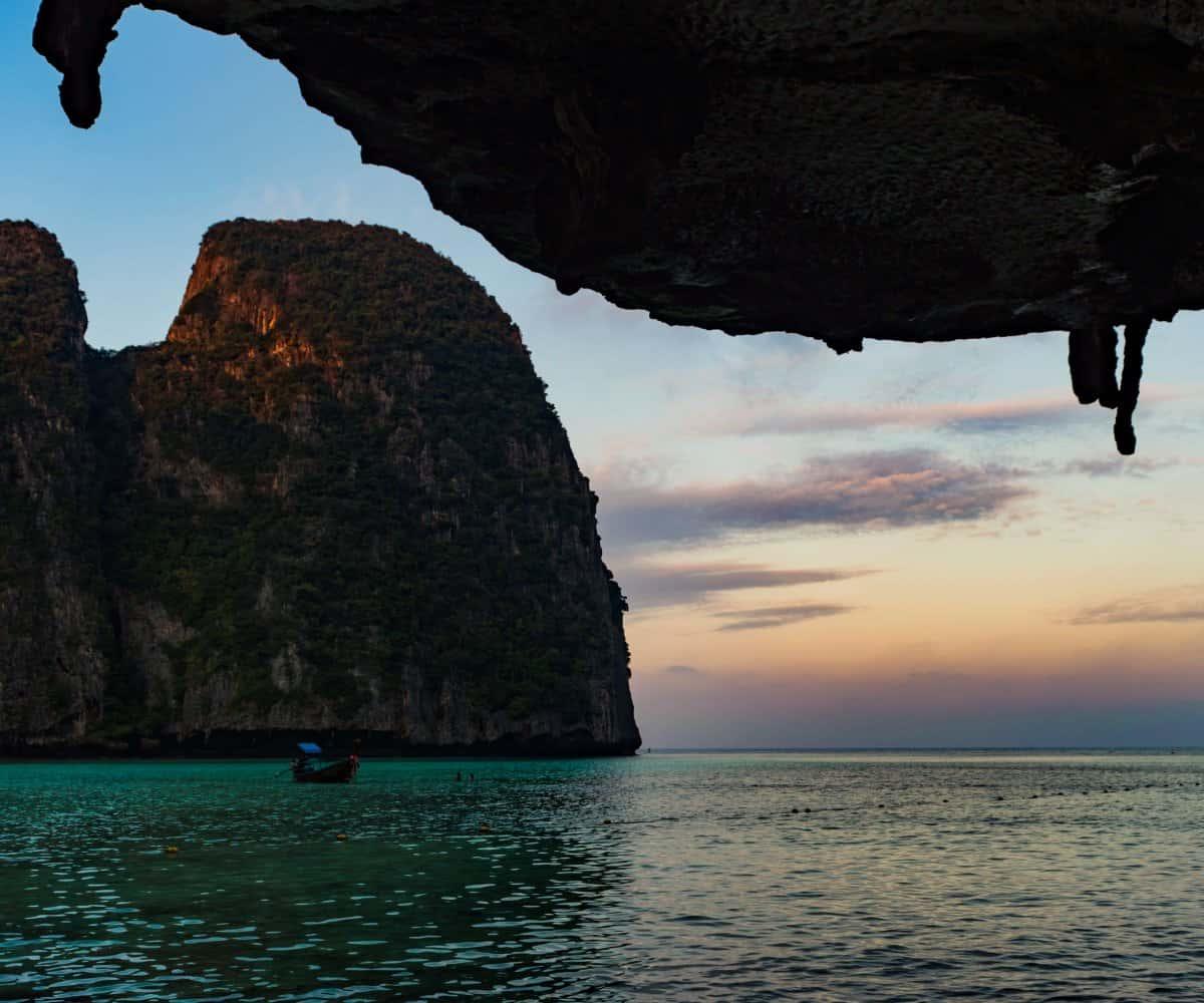 Thai Island Koh Phi Phi: How To Beat The Crowds To Maya
