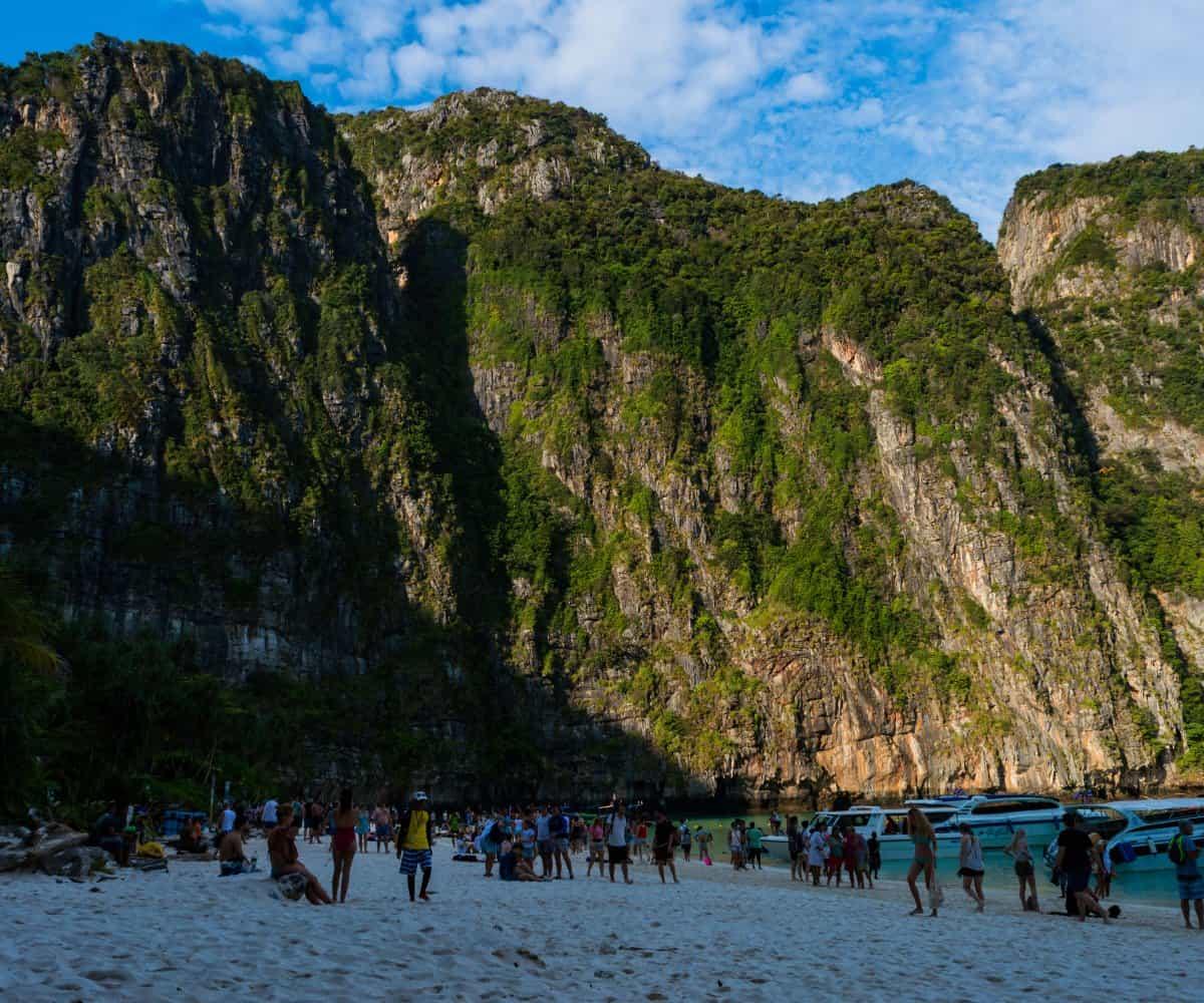 Phi Phi Beach: How To Beat The Crowds To Maya
