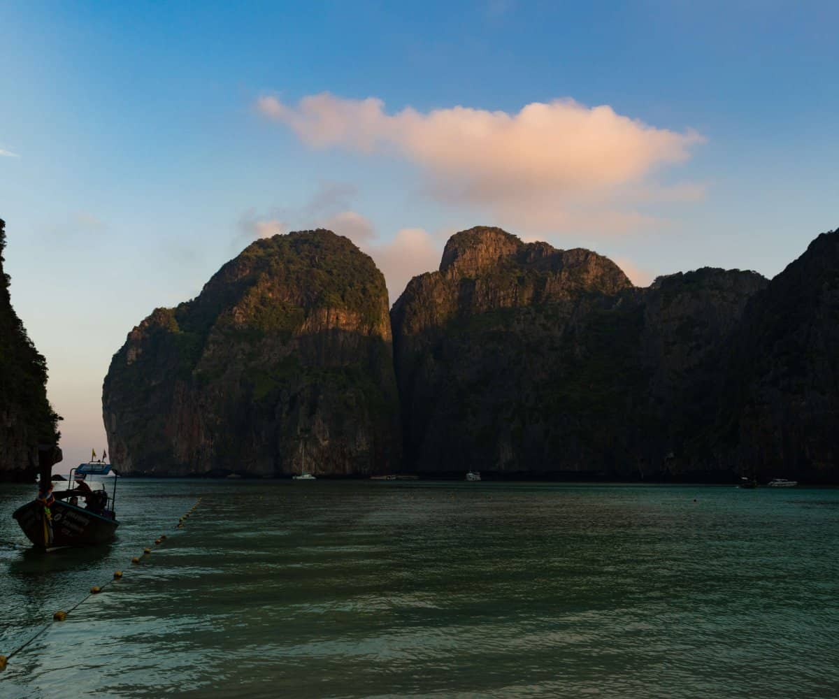 Phi Phi Island: How To Beat The Crowds To Maya