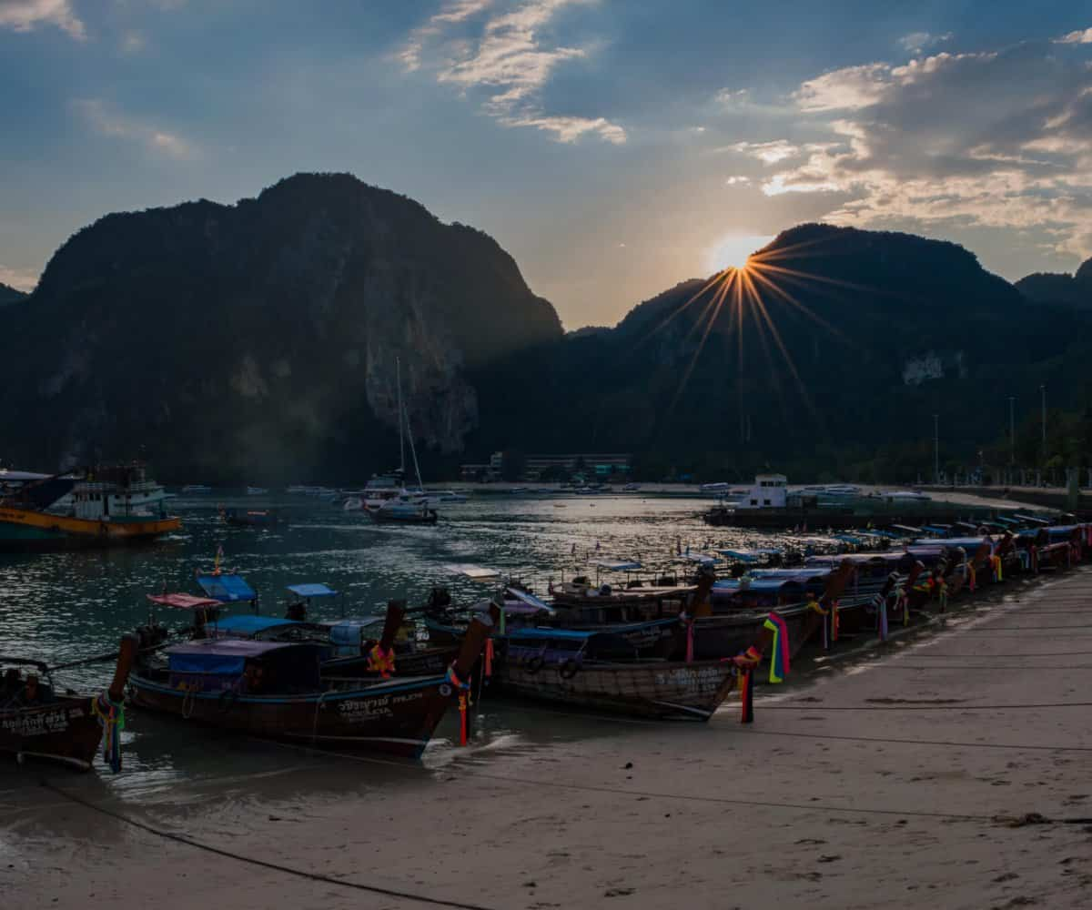 Long Beach Koh Phi Phi: Best Places To Visit In Thailand