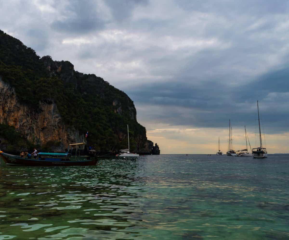 Koh Phi Phi Leh: Best Places To Visit In Thailand