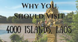 The best places to visit on Laos' 4000 islands