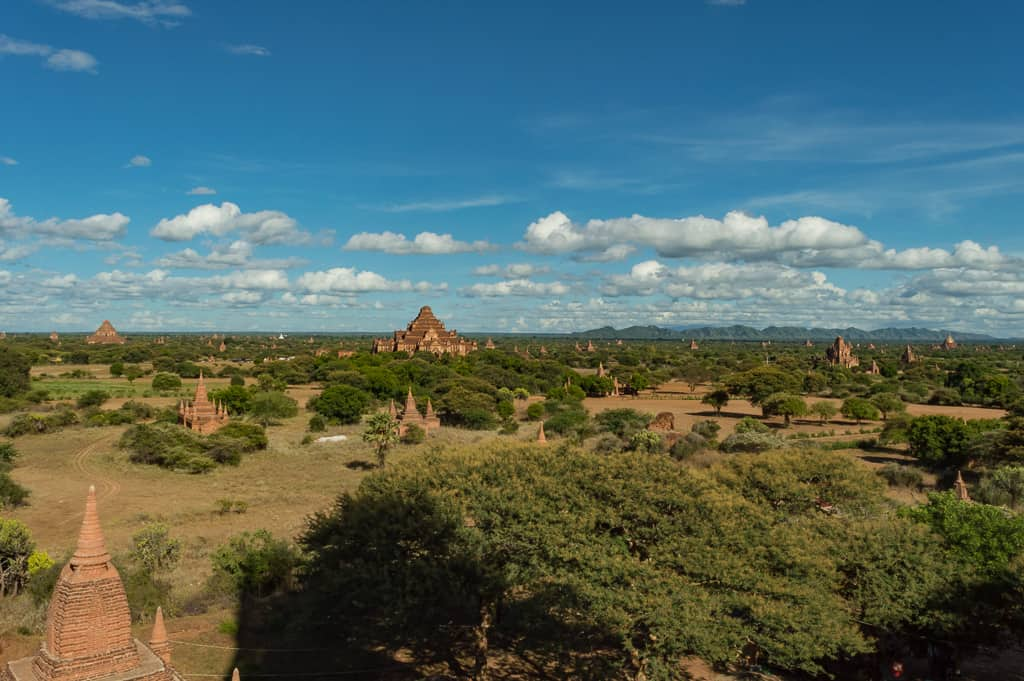The Best 2 Day Bagan Itinerary -